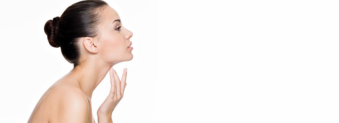 Flacidez do pescoço